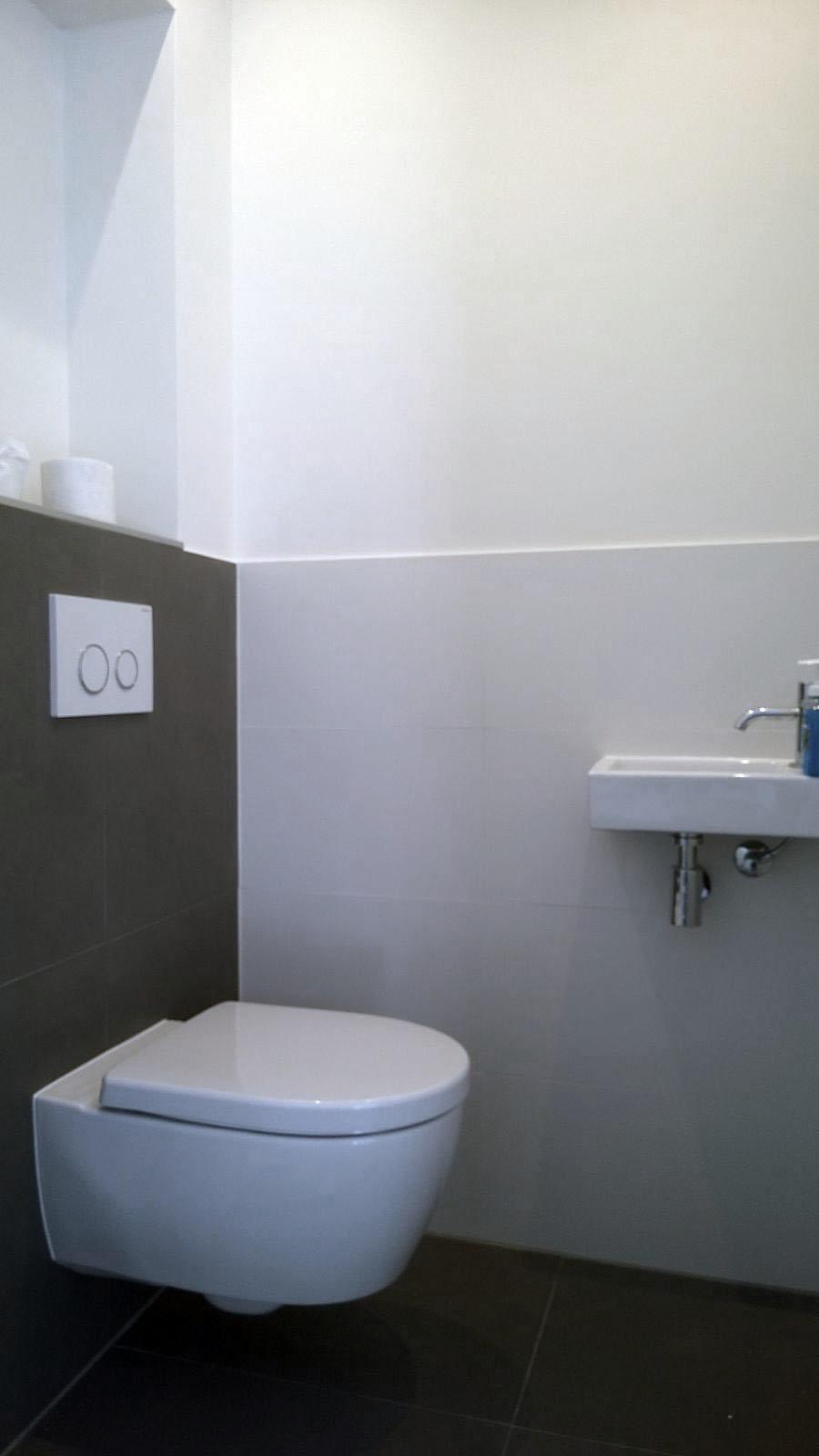 Toilet Den Bosch - NBT Bouw