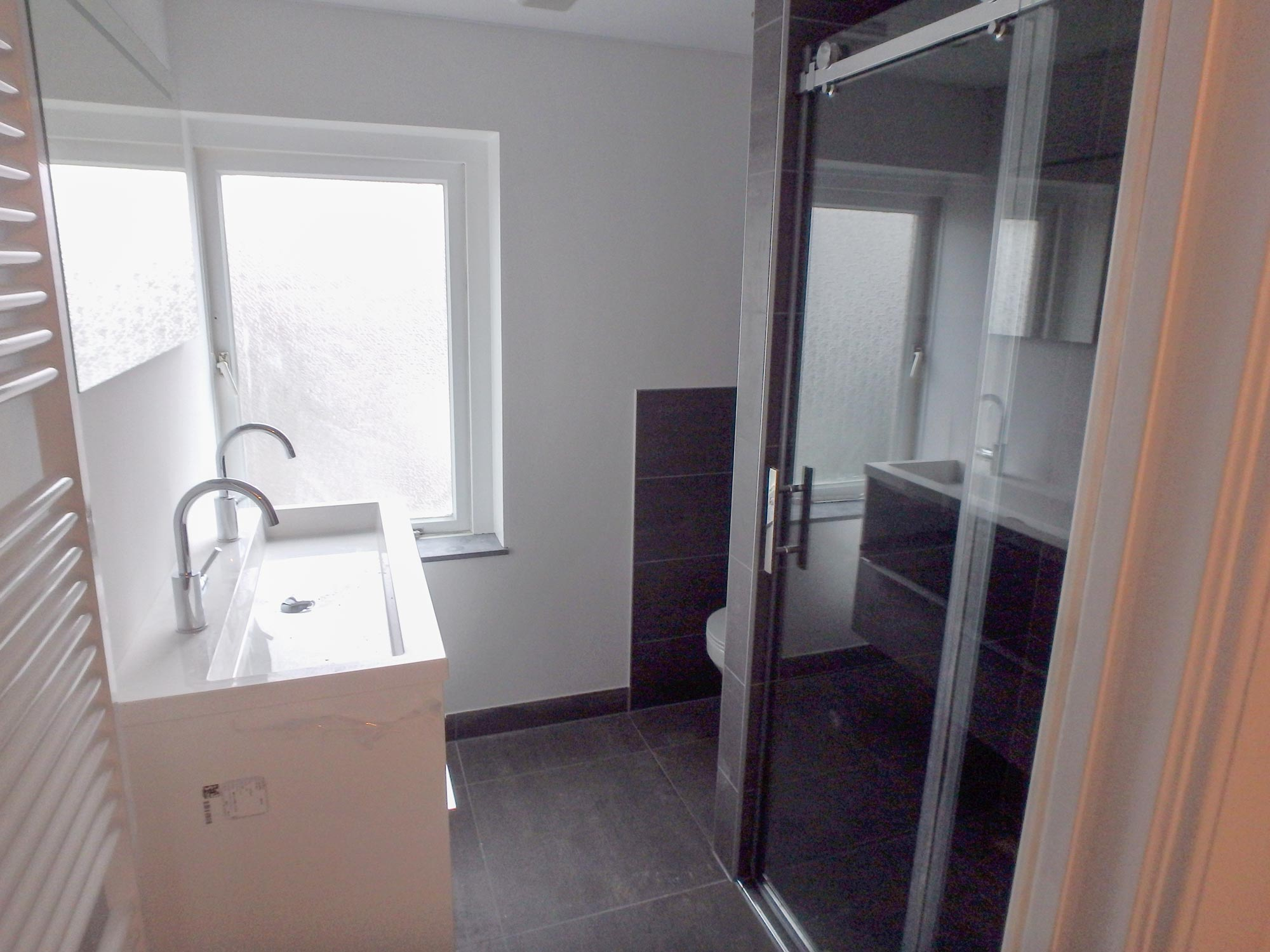 Tiel verbouwing badkamer